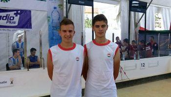 Ivan Čorić i Mateo Načinović