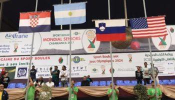 Svjetsko seniorsko prvenstvo, Maroko
