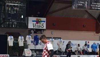 2. dan EP za mlade St Vulbas