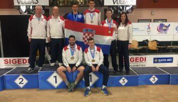 1. Europsko prvenstvo za mlade, St Vulbas, Francuska