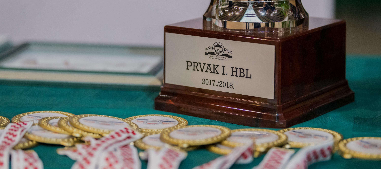 I. HBL završni turnir