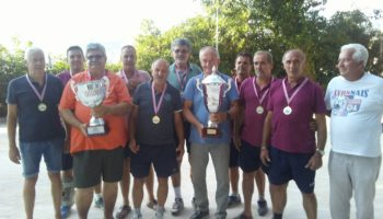 Kup Hrvatske seniori 2018.