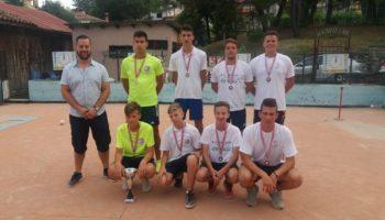 Završeno Prvenstvo i Kup Hrvatske za juniore i juniorke u Lovranu