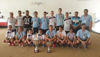 Juniorski Kup Hrvatske 2019