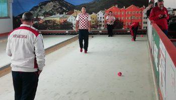 Hrvatska raffa reprezentacija na EP za seniore