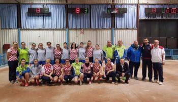Prijateljski susret Hrvatska-Slovenija