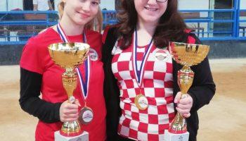 Nikol Marelja Bošnjak i Ria Vojković prvakinje Hrvatske