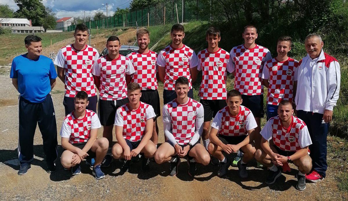 Sportska Hrvatska Pripreme U-23 u Sinju