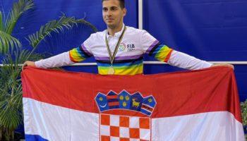 Hrvatskoj zlato, 3 srebra i 5 bronci sa SP